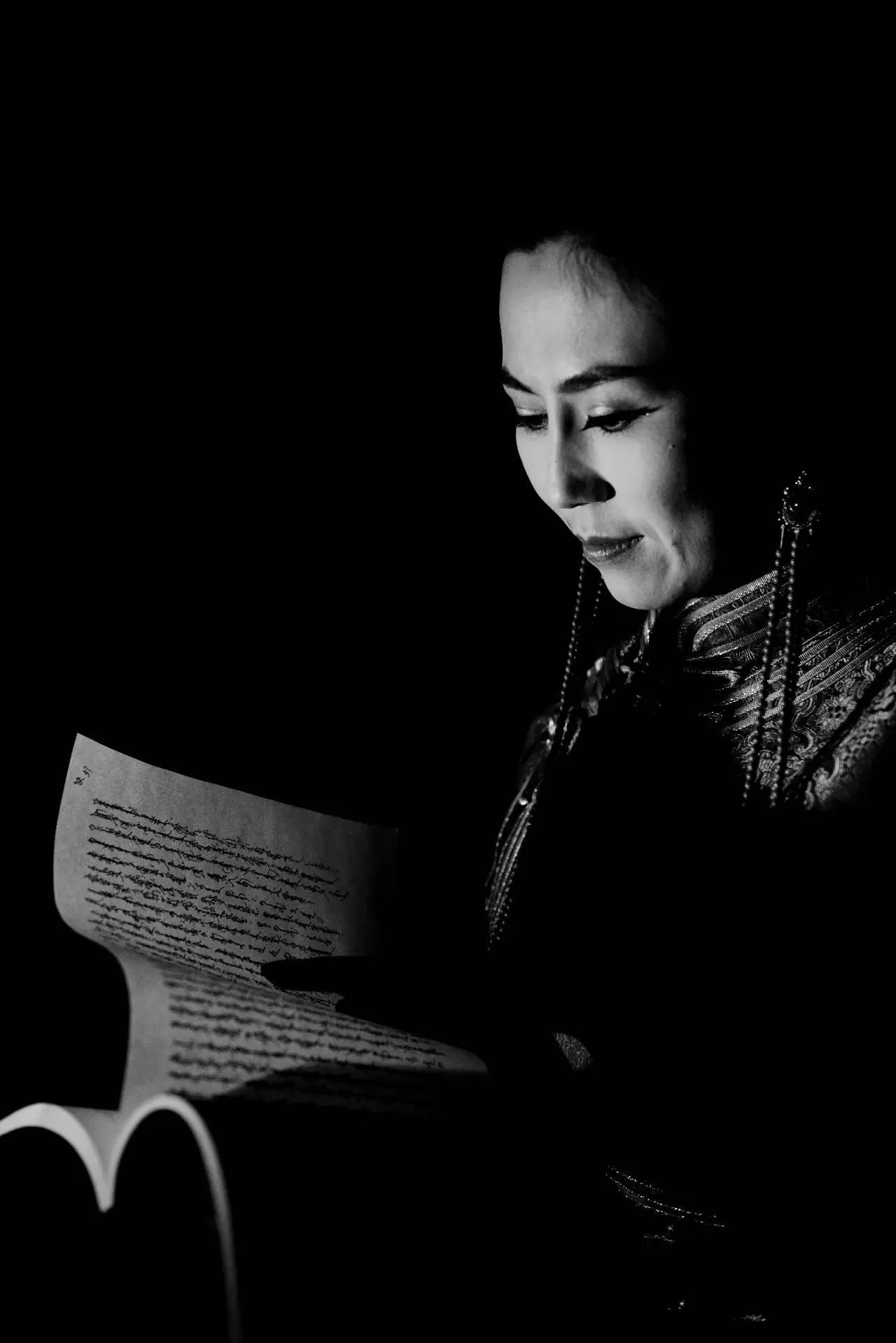 【ANU美图】摄影师吉雅:传统蒙古族牧民黑白纪实作品欣赏 第11张 【ANU美图】摄影师吉雅:传统蒙古族牧民黑白纪实作品欣赏 蒙古文化