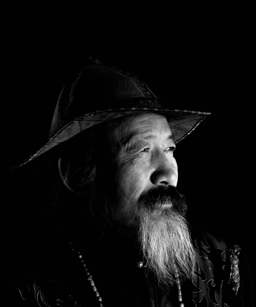 【ANU美图】摄影师吉雅:传统蒙古族牧民黑白纪实作品欣赏 第15张 【ANU美图】摄影师吉雅:传统蒙古族牧民黑白纪实作品欣赏 蒙古文化