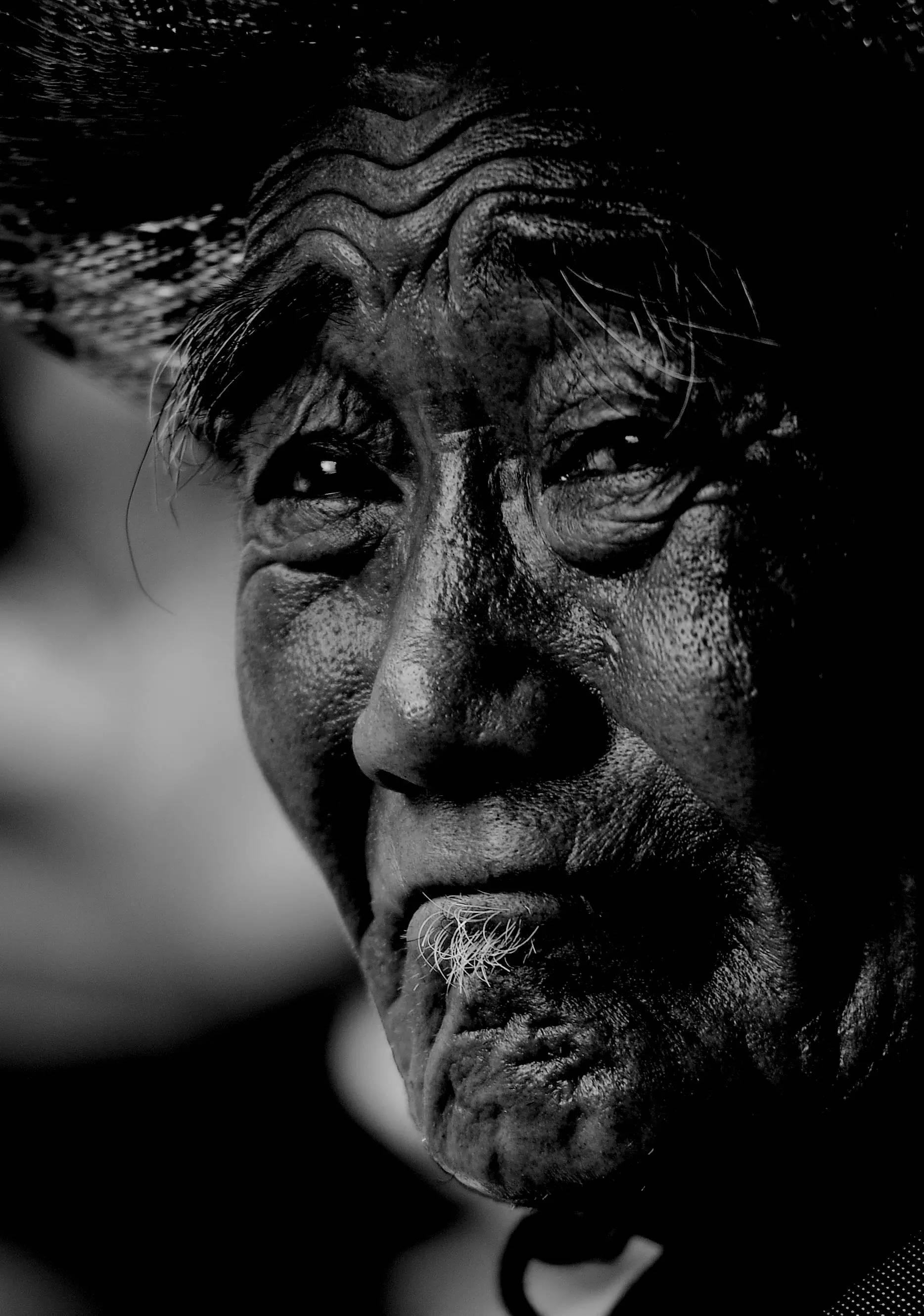 【ANU美图】摄影师吉雅:传统蒙古族牧民黑白纪实作品欣赏 第14张 【ANU美图】摄影师吉雅:传统蒙古族牧民黑白纪实作品欣赏 蒙古文化