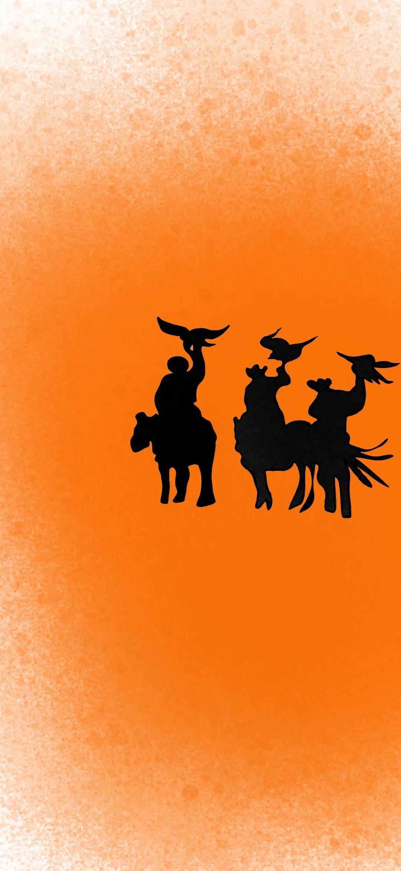 欣赏蒙古插画师的作品 第7张