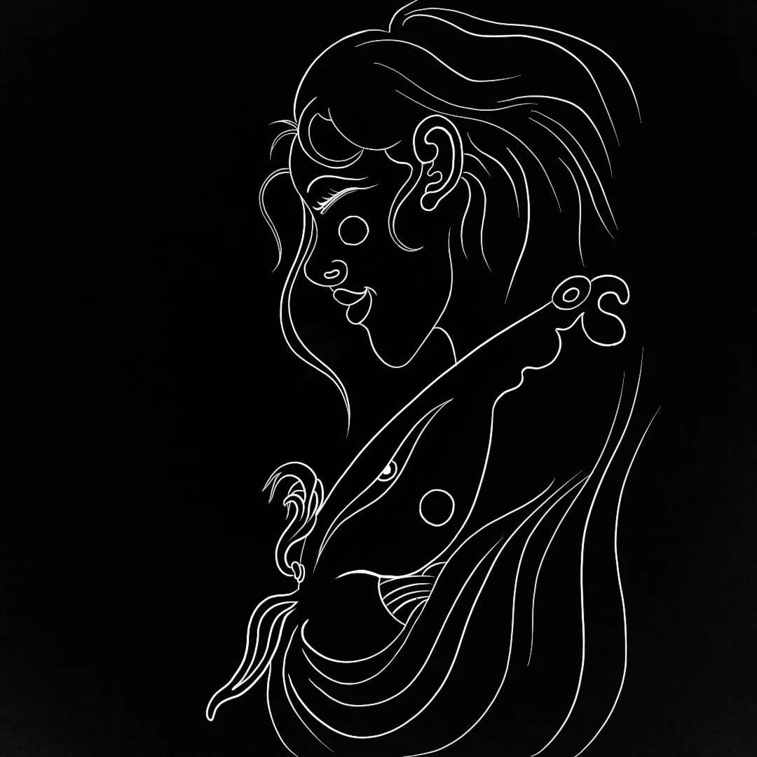 欣赏蒙古插画师的作品 第6张