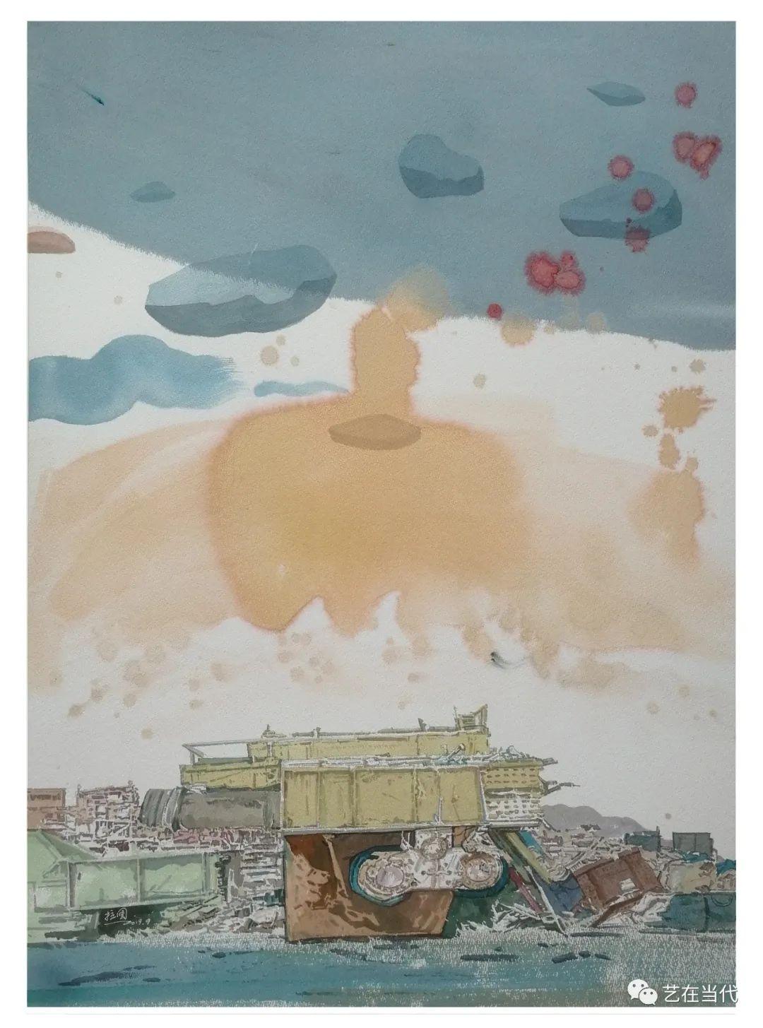 推荐画家| 苏雅拉图 第3张 推荐画家| 苏雅拉图 蒙古画廊