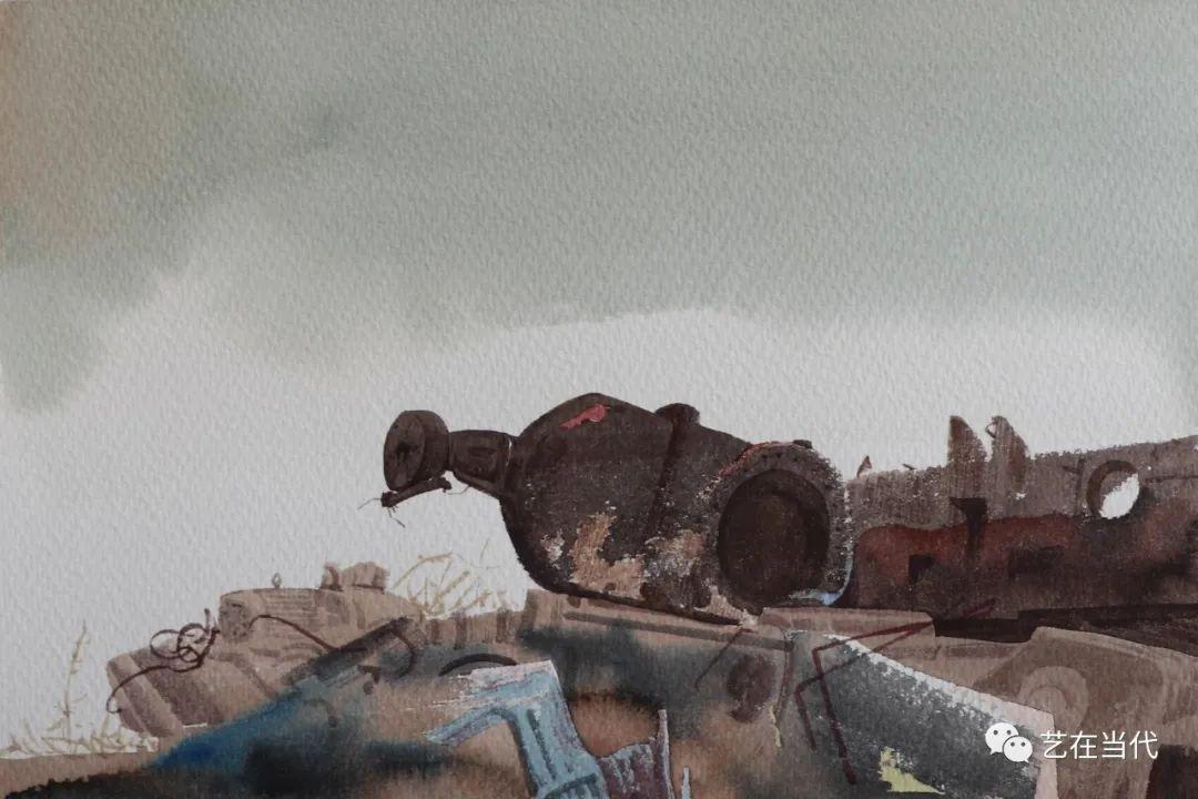 推荐画家| 苏雅拉图 第20张 推荐画家| 苏雅拉图 蒙古画廊