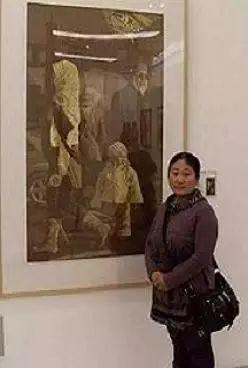 版画之乡  奇葩绽放 第21张 版画之乡  奇葩绽放 蒙古画廊