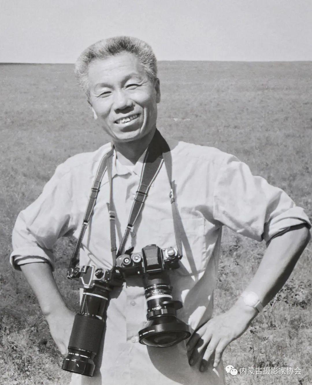 作品赏析丨内蒙古老摄影家岳枫镜头下的精彩瞬间 第1张 作品赏析丨内蒙古老摄影家岳枫镜头下的精彩瞬间 蒙古文化