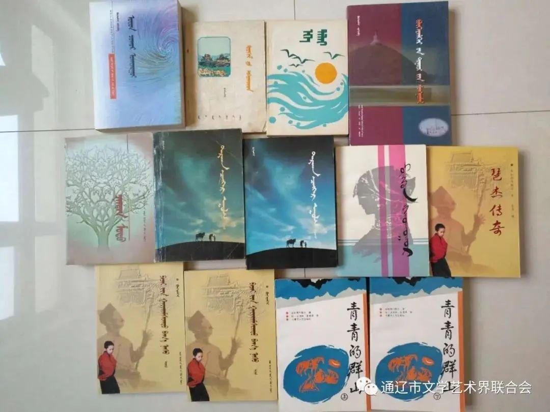 """【名家名作】荣获全国""""骏马奖""""作家—布和德力格尔 第5张"""