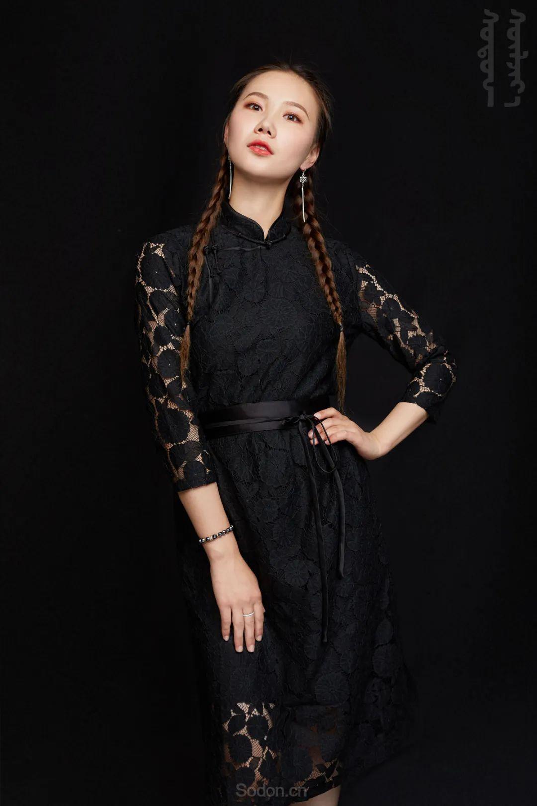 DOMOG蒙古时装2020新款夏季连衣裙首发,618钜惠七折! 第17张