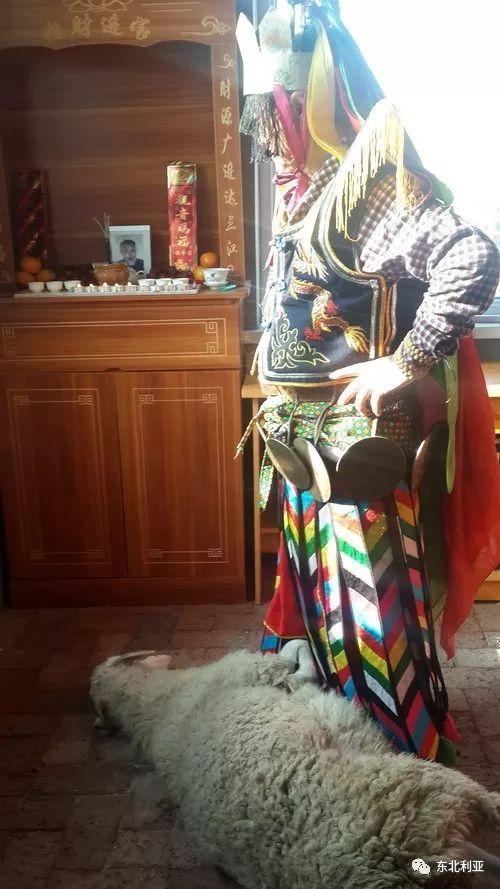 蒙古丨吉林郭尔罗斯蒙古萨满祭祀文化(图集) 第1张