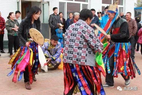 蒙古丨吉林郭尔罗斯蒙古萨满祭祀文化(图集) 第7张