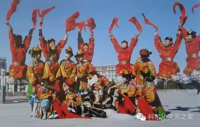 【民族史话】/安代:顿踏之间的刻骨柔情/苏日塔拉图/(总第29期) 第3张 【民族史话】/安代:顿踏之间的刻骨柔情/苏日塔拉图/(总第29期) 蒙古文化