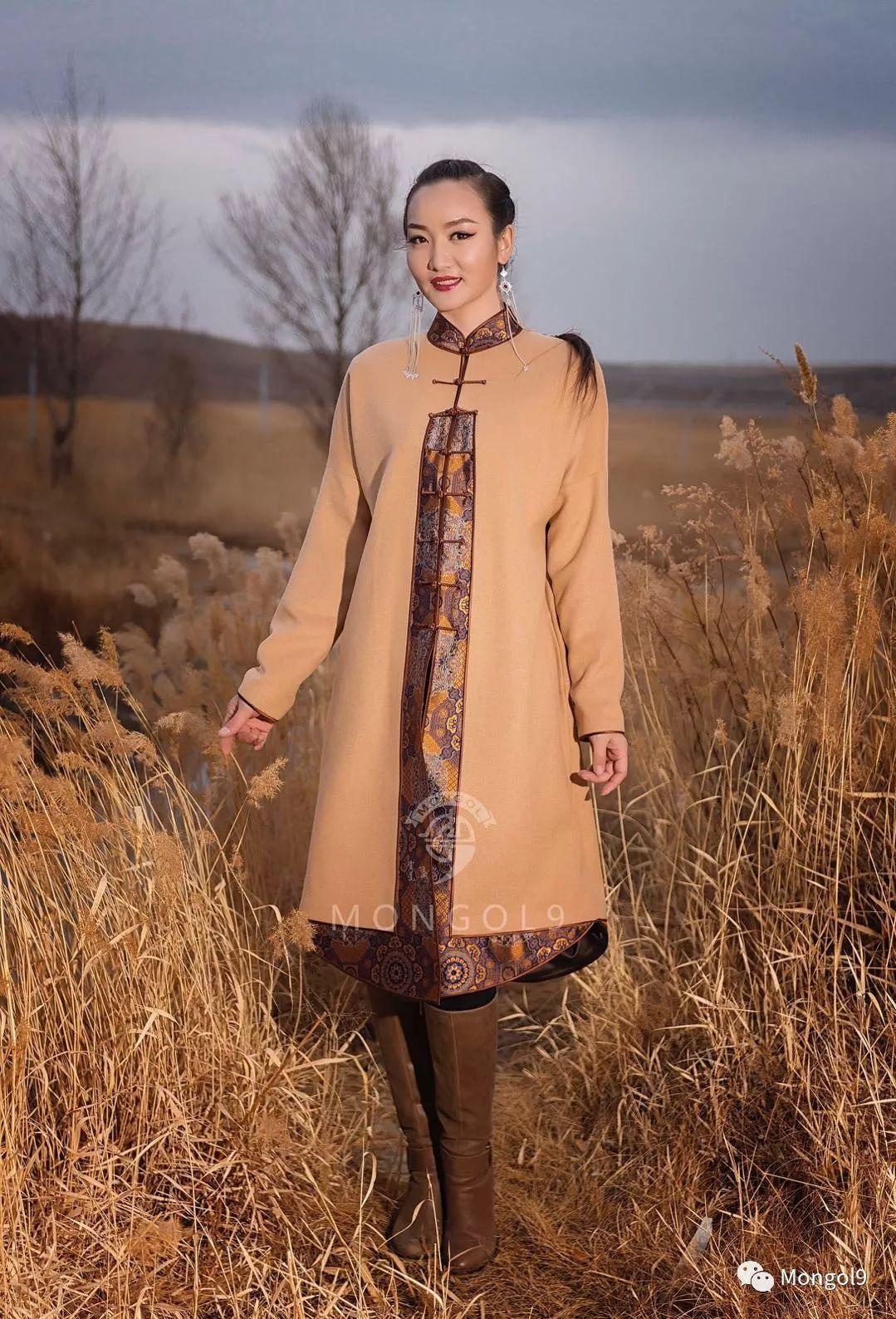 为我的蒙古闺蜜们而设计 第20张