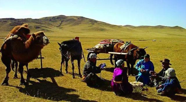 蒙古族四季游牧及走敖特尔习俗,你知道吗? 第4张 蒙古族四季游牧及走敖特尔习俗,你知道吗? 蒙古文化