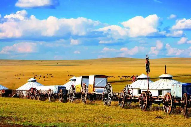 蒙古族四季游牧及走敖特尔习俗,你知道吗? 第8张 蒙古族四季游牧及走敖特尔习俗,你知道吗? 蒙古文化