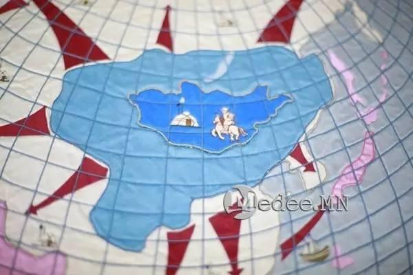 世界上独一无二的刺绣本蒙古秘史,价值连城 第18张
