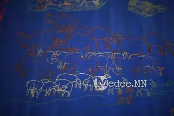 世界上独一无二的刺绣本蒙古秘史,价值连城 第25张