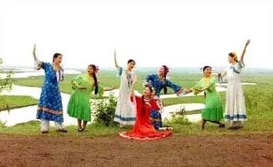 达斡尔族的服饰、文化 第2张 达斡尔族的服饰、文化 蒙古服饰