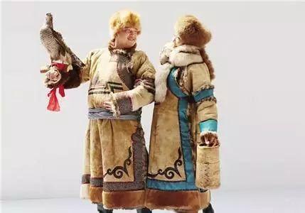 达斡尔族的服饰、文化 第3张 达斡尔族的服饰、文化 蒙古服饰