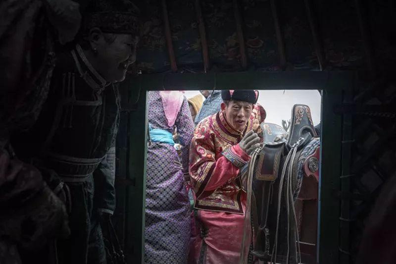 蒙族婚礼 第4张 蒙族婚礼 蒙古文化