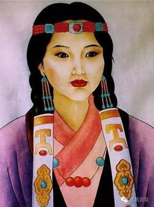 郭尔罗斯蒙古族四位女杰 第1张 郭尔罗斯蒙古族四位女杰 蒙古文化