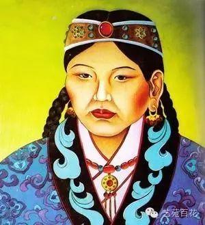 郭尔罗斯蒙古族四位女杰 第2张 郭尔罗斯蒙古族四位女杰 蒙古文化
