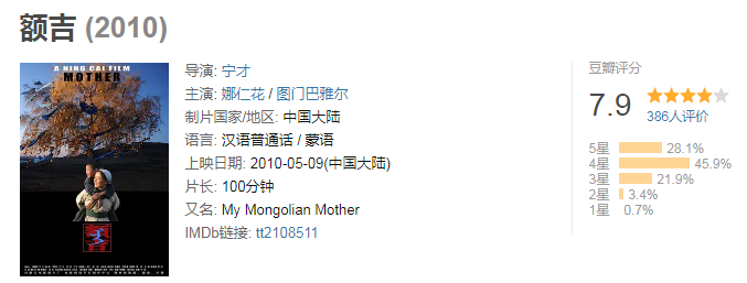 60部蒙古电影 部部都值得看 第45张