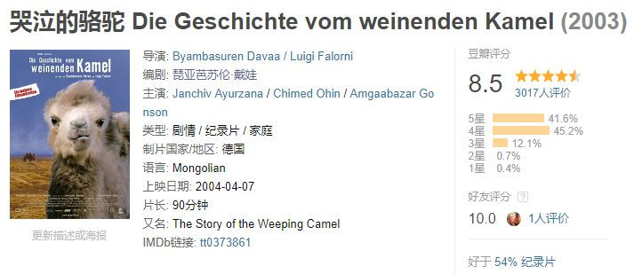 60部蒙古电影 部部都值得看 第123张