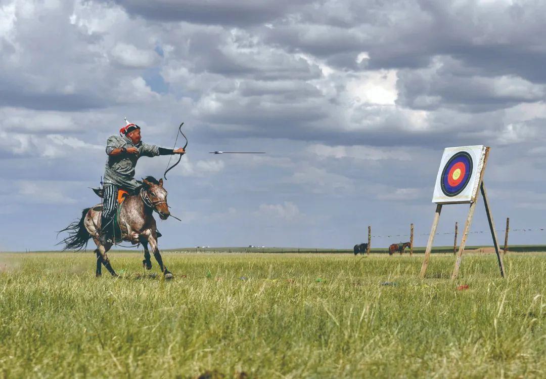 蒙古马神采 第6张 蒙古马神采 蒙古文化