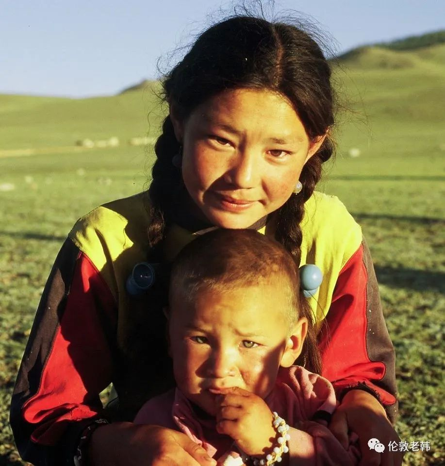 蒙古脸型和蒙古人种 第4张 蒙古脸型和蒙古人种 蒙古文化