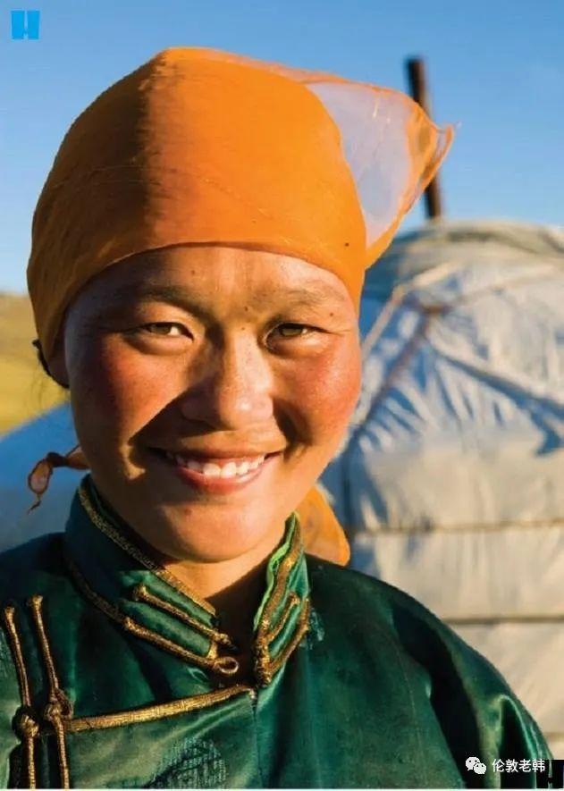 蒙古脸型和蒙古人种 第6张 蒙古脸型和蒙古人种 蒙古文化