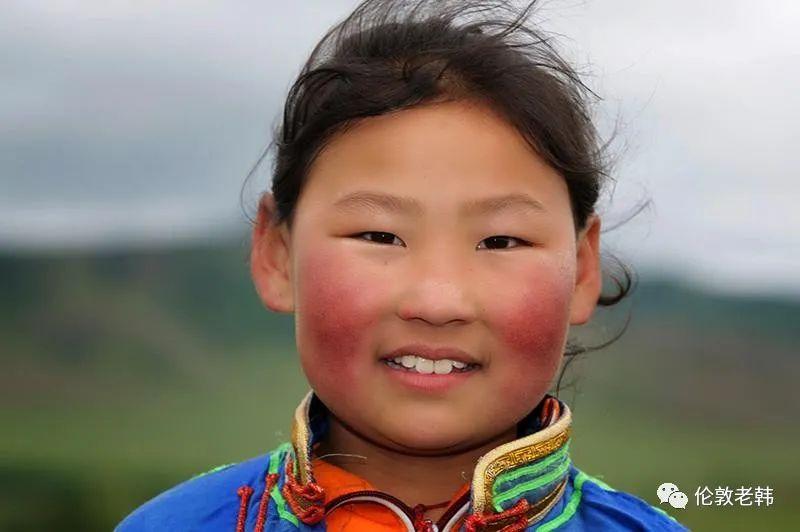 蒙古脸型和蒙古人种 第13张 蒙古脸型和蒙古人种 蒙古文化