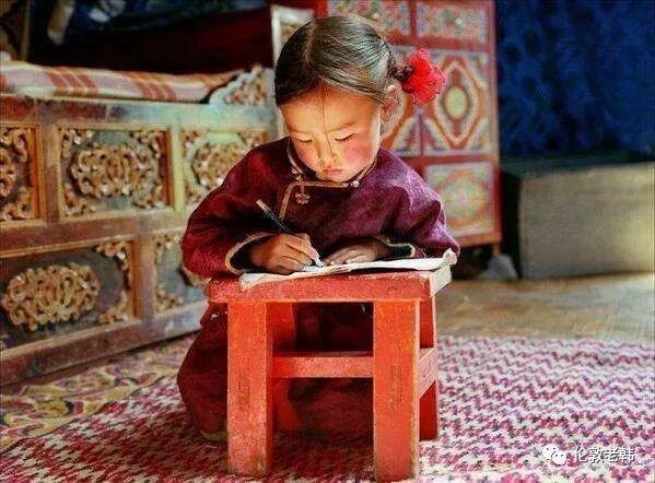 蒙古孩子 第4张