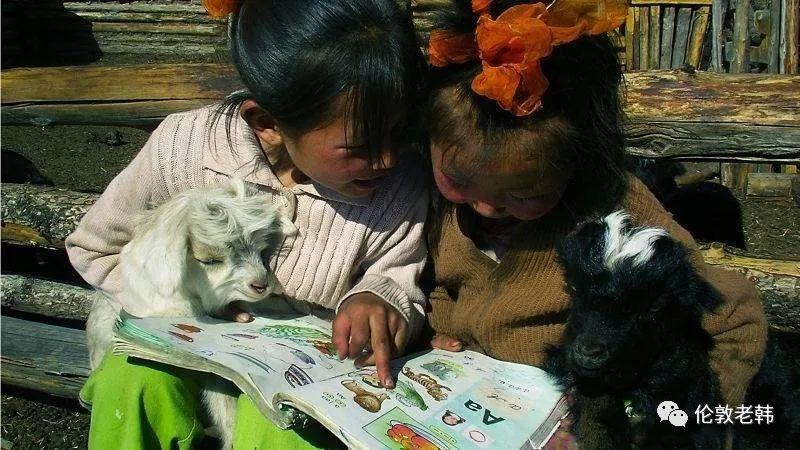 蒙古孩子 第5张