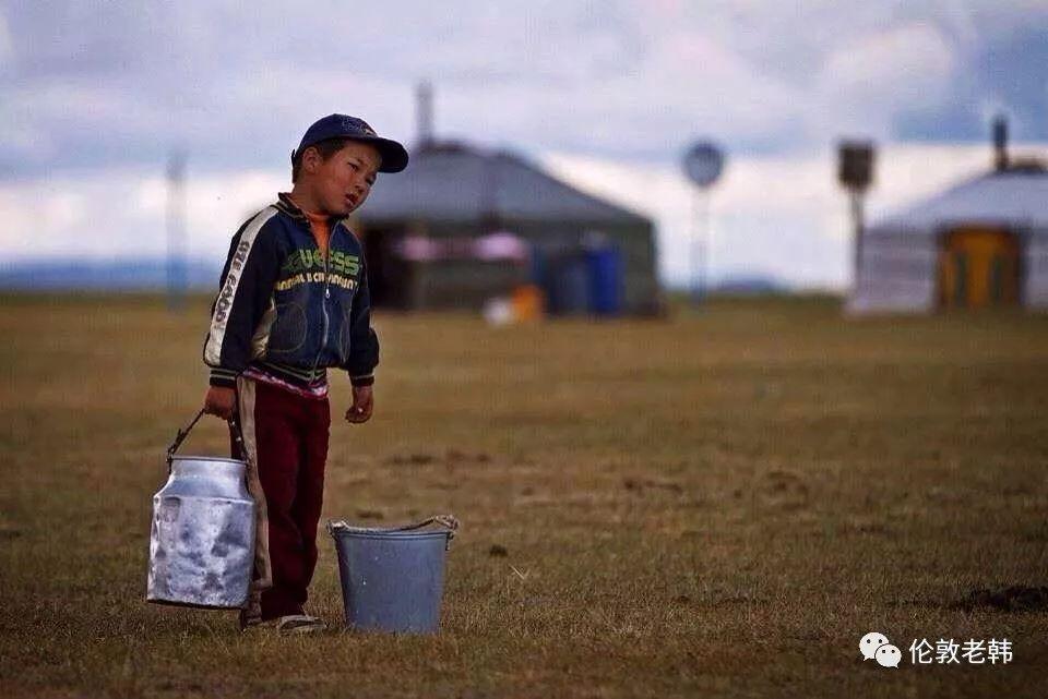 蒙古孩子 第10张