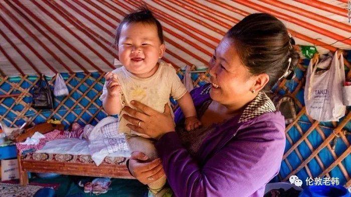 蒙古孩子 第15张