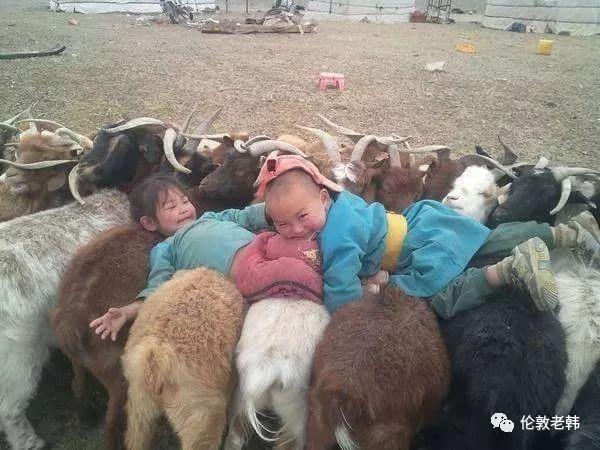 蒙古孩子 第17张
