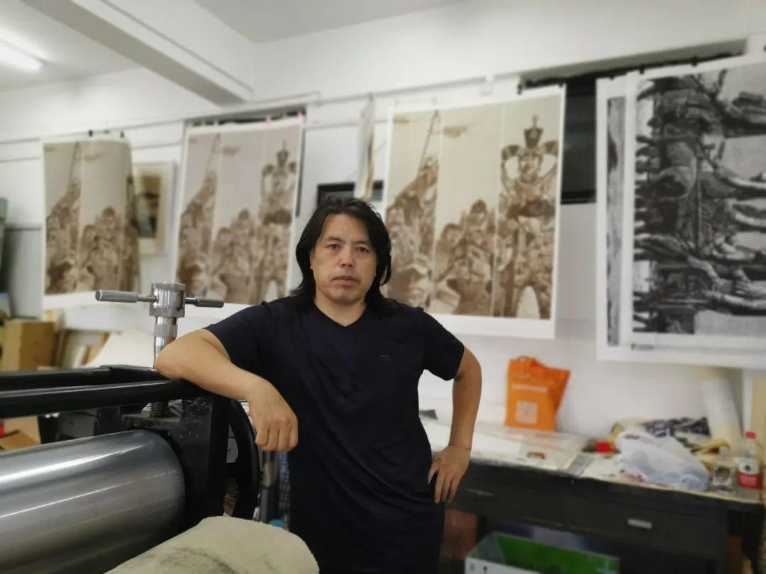 内蒙古当代美术家系列--金宝军 第1张 内蒙古当代美术家系列--金宝军 蒙古画廊