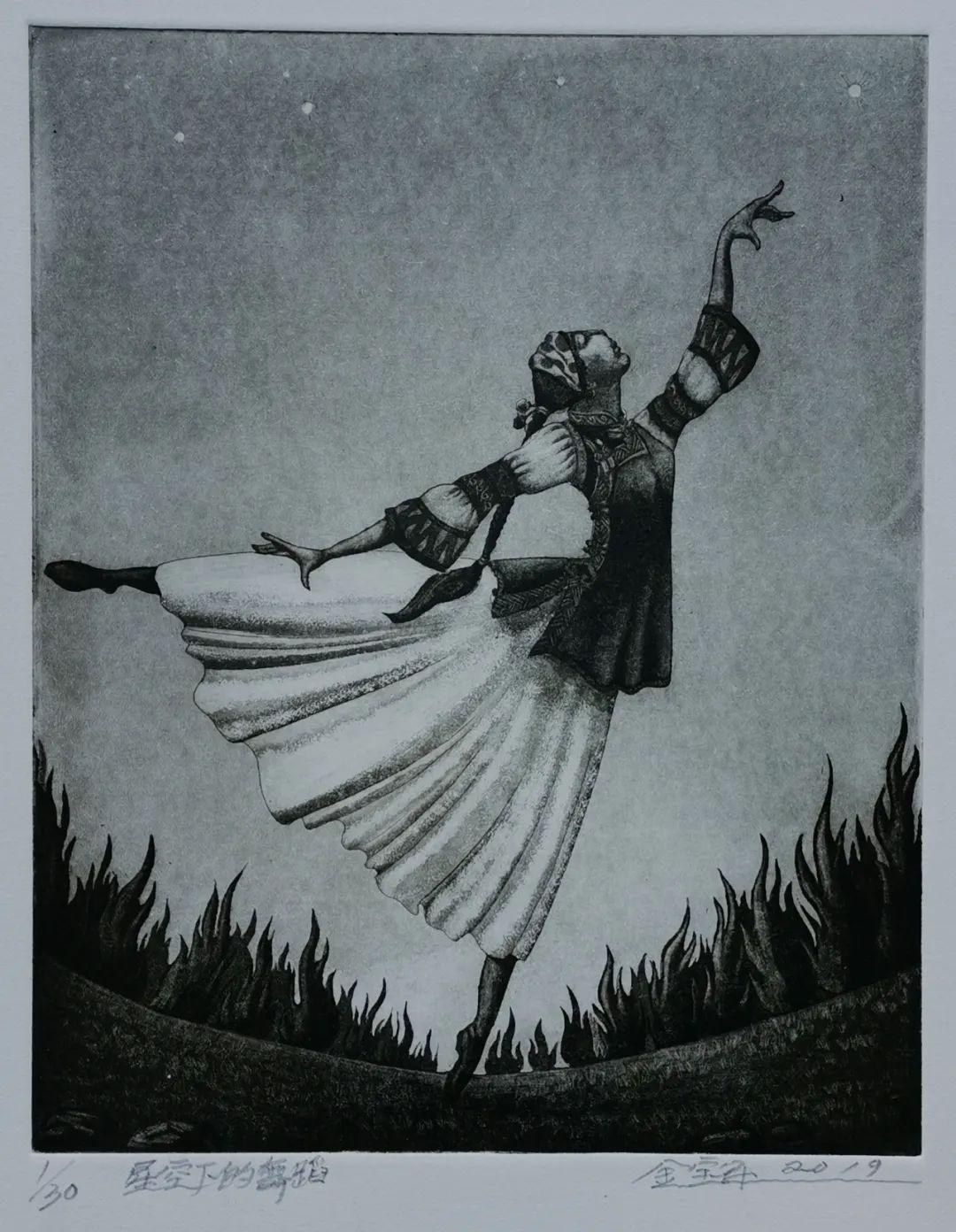 内蒙古当代美术家系列--金宝军 第10张 内蒙古当代美术家系列--金宝军 蒙古画廊