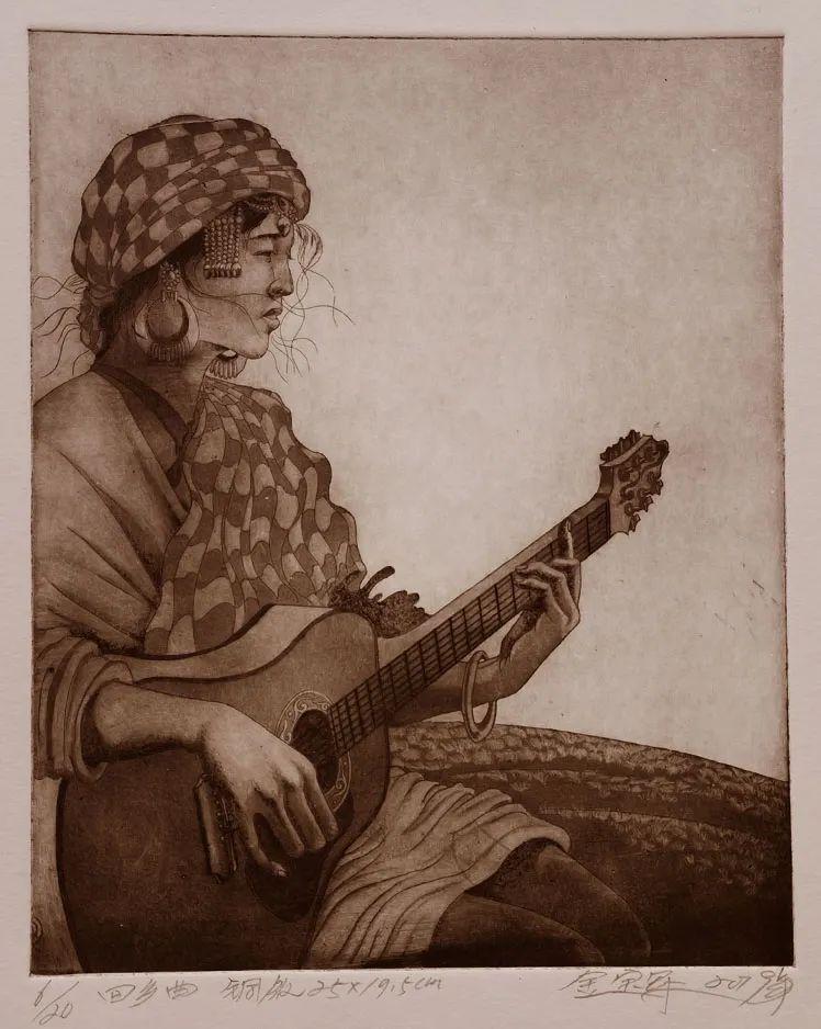 内蒙古当代美术家系列--金宝军 第12张 内蒙古当代美术家系列--金宝军 蒙古画廊