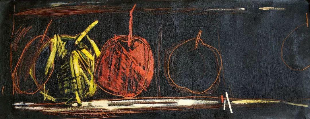 草原游牧文化——蒙古国美术家优秀作品展 第14张