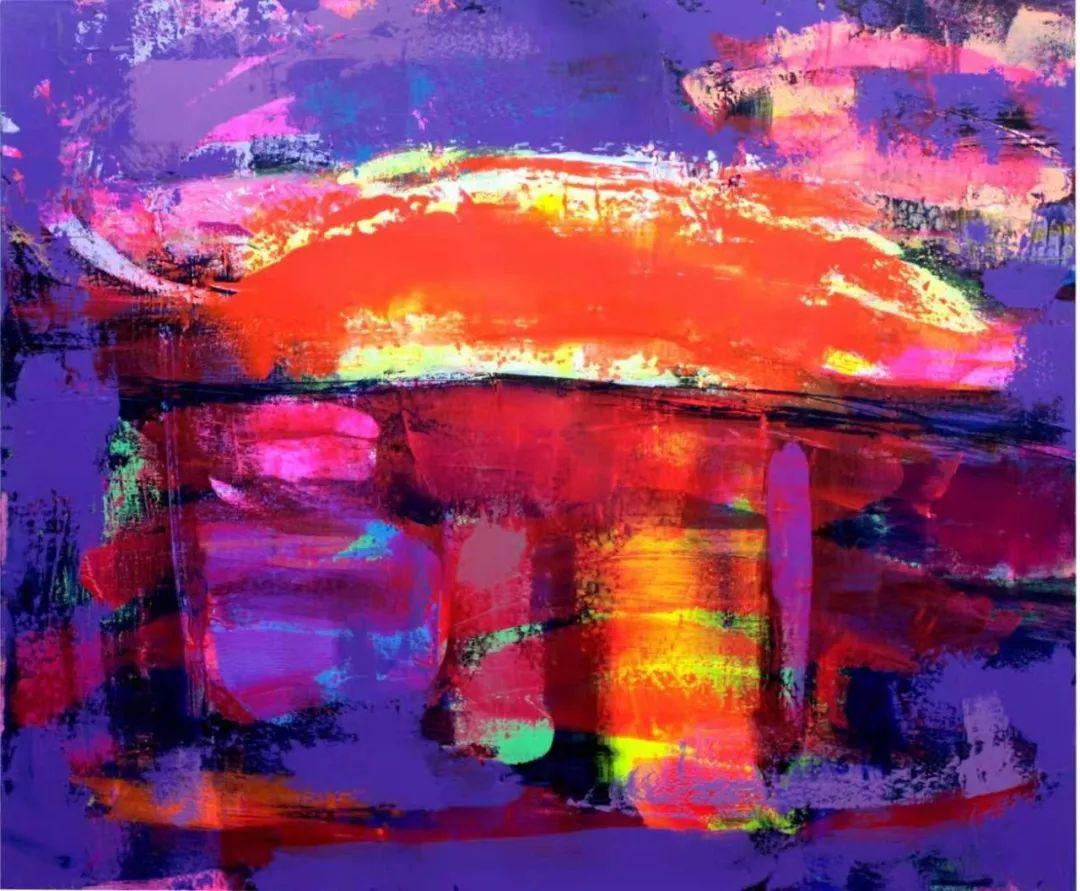 草原游牧文化——蒙古国美术家优秀作品展 第15张