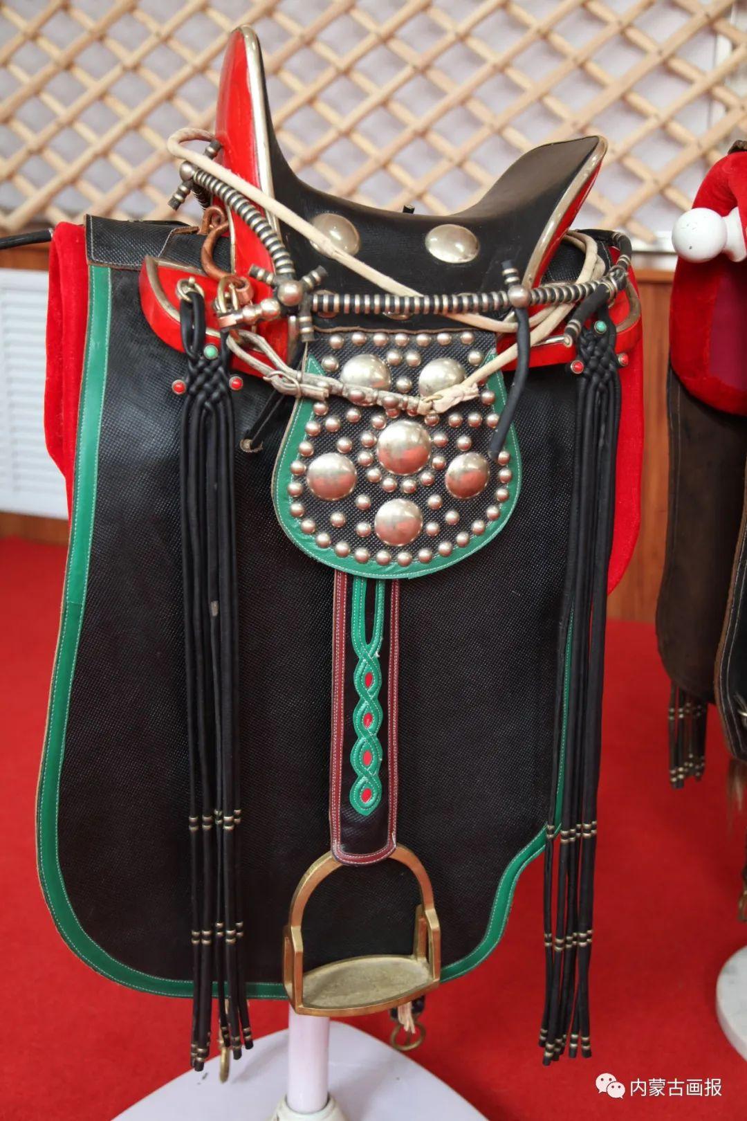 马镫 第9张 马镫 蒙古工艺
