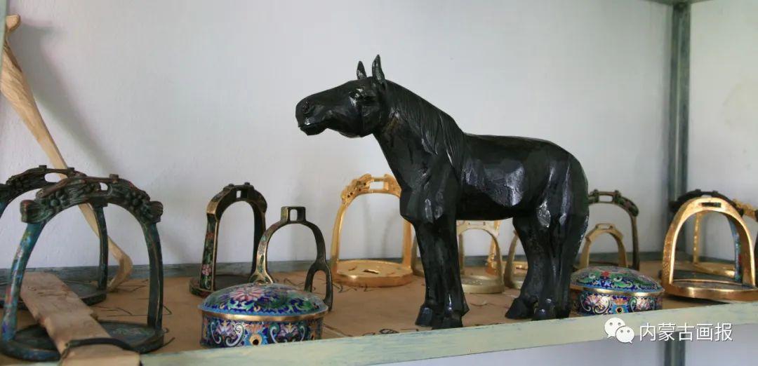 马镫 第10张 马镫 蒙古工艺