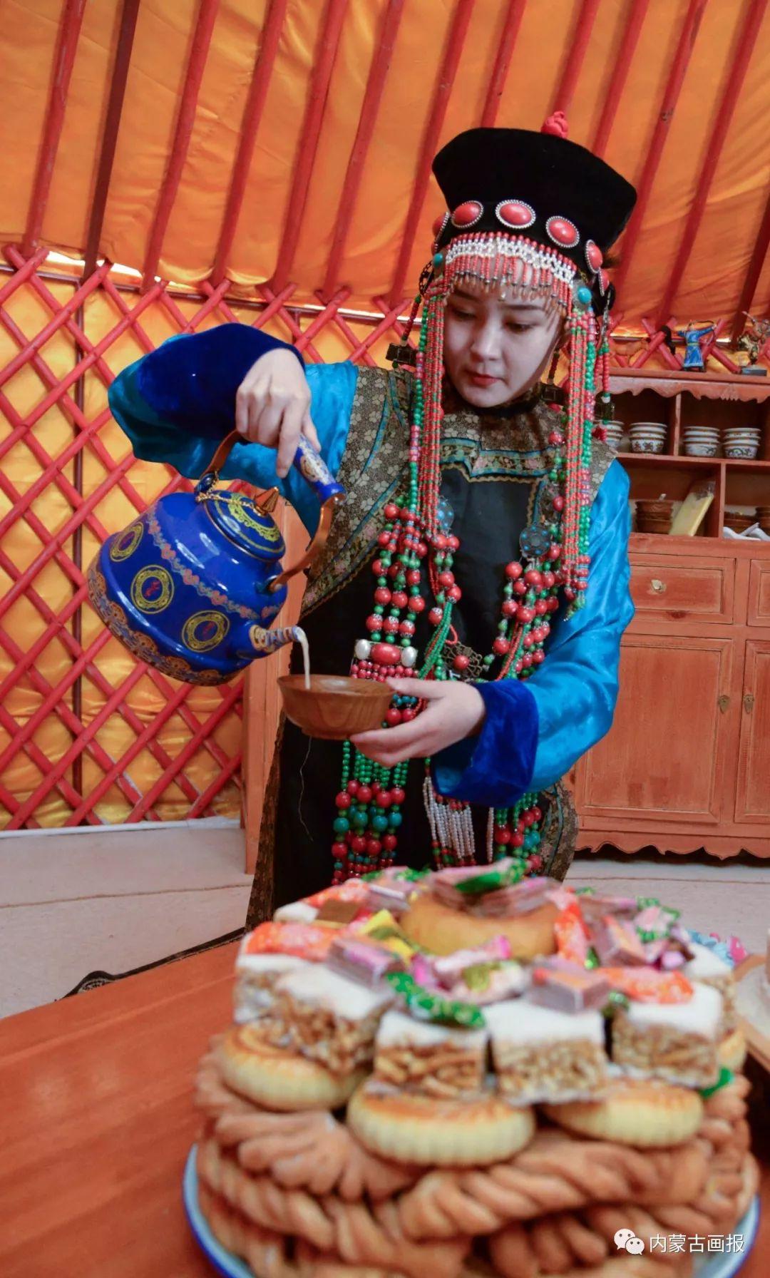 服饰之首——蒙古族冠帽 第19张 服饰之首——蒙古族冠帽 蒙古服饰