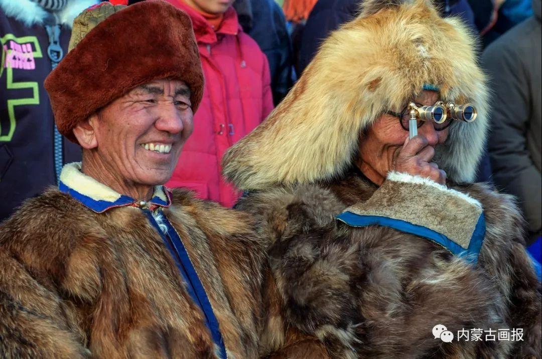寒冷冬日,蒙古族是这样防寒的! 第4张 寒冷冬日,蒙古族是这样防寒的! 蒙古服饰