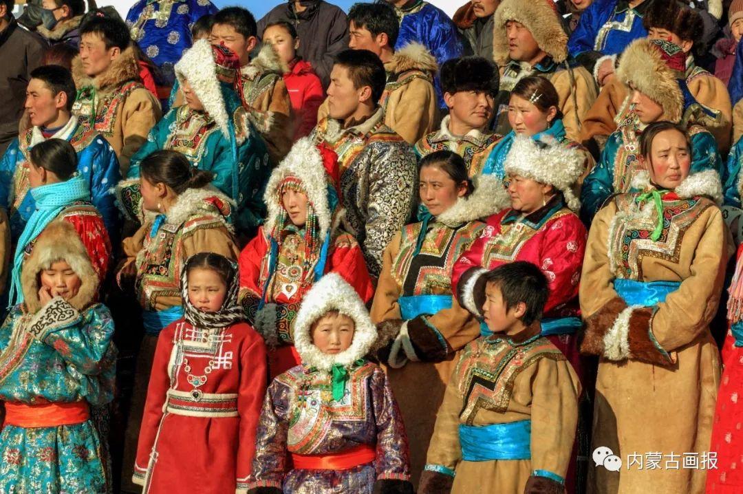 寒冷冬日,蒙古族是这样防寒的! 第3张 寒冷冬日,蒙古族是这样防寒的! 蒙古服饰