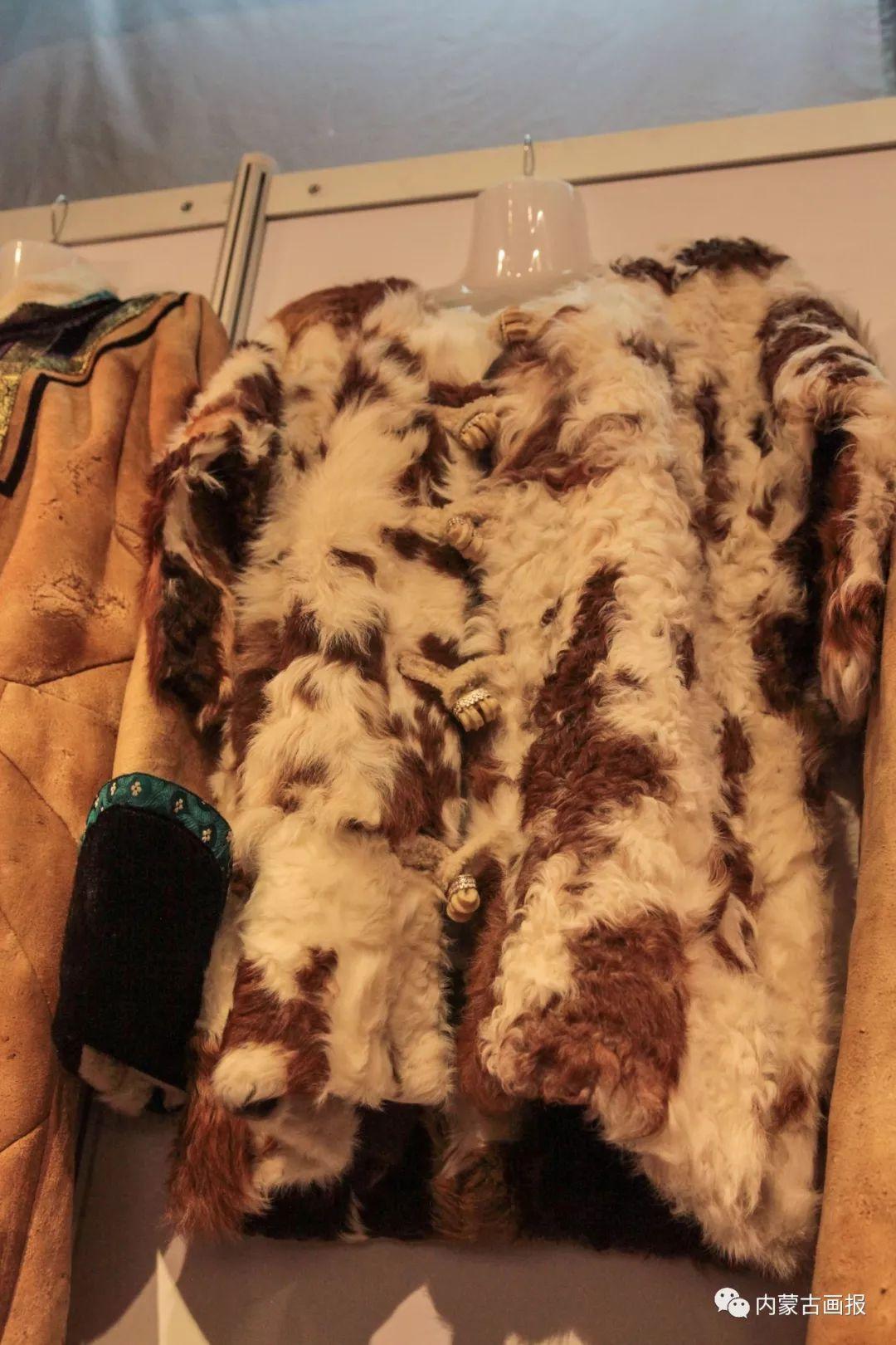 寒冷冬日,蒙古族是这样防寒的! 第5张 寒冷冬日,蒙古族是这样防寒的! 蒙古服饰