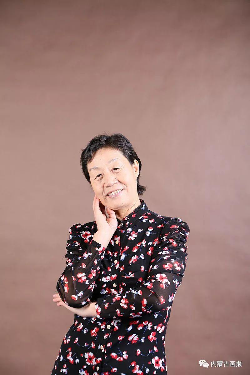 内蒙古出版界第一位蒙古族女社长—莫德格 第8张 内蒙古出版界第一位蒙古族女社长—莫德格 蒙古文化