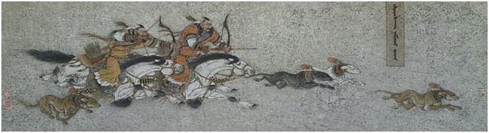 """""""游牧视界""""内蒙古小幅美术作品展作品欣赏 第11张"""