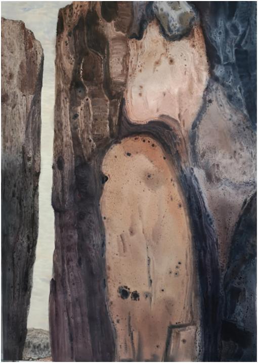 """""""游牧视界""""内蒙古小幅美术作品展作品欣赏 第31张"""