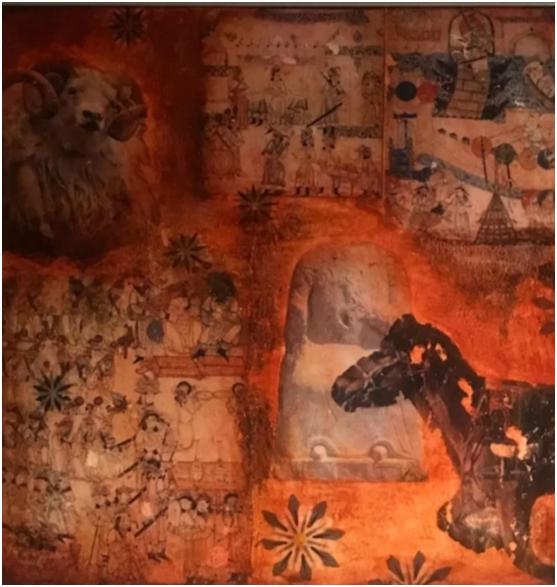 """""""游牧视界""""内蒙古小幅美术作品展作品欣赏 第36张"""